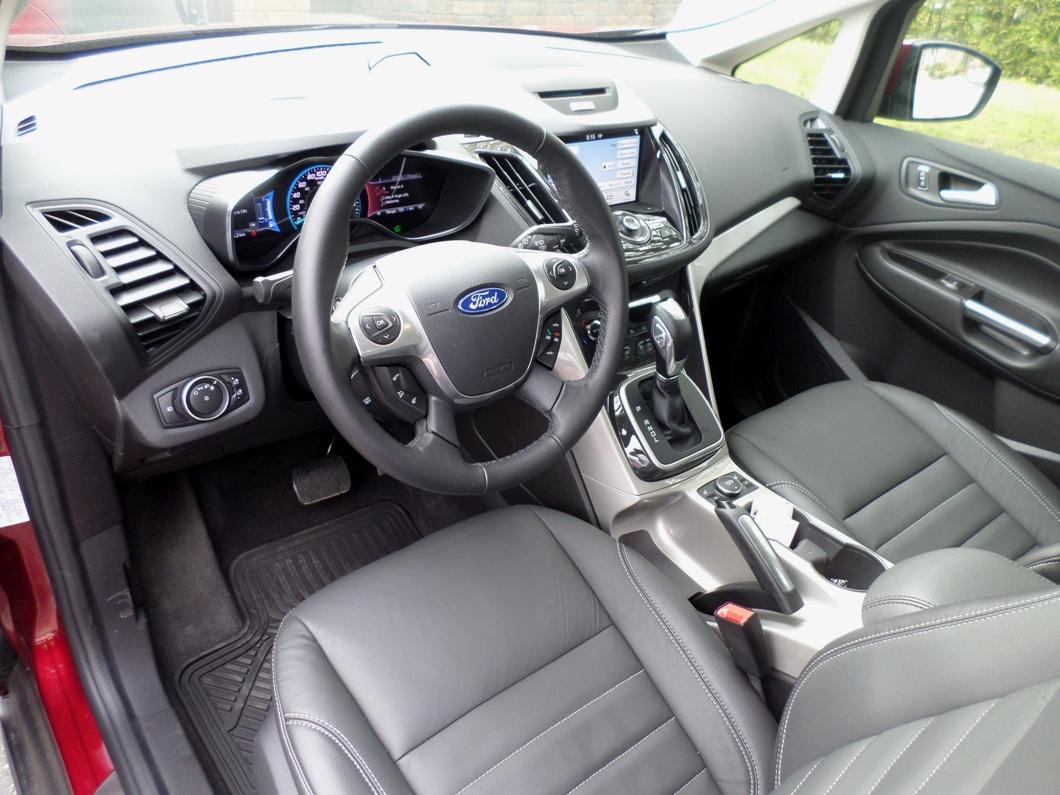 Ford C Max Energi >> Ford C-Max Energi 2016 - Essais routiers, actualités, chroniques et bien plus! - Essai-Auto.com