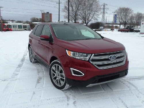 ford edge kaufen at