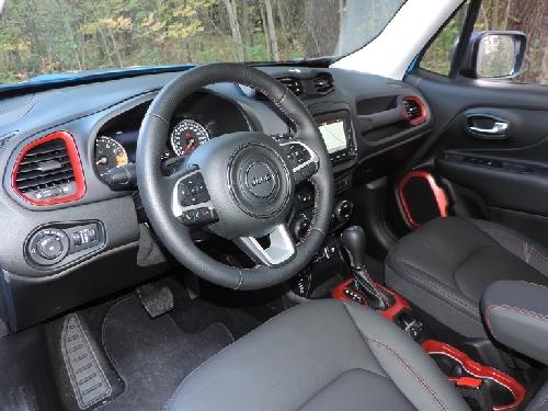 jeep renegade 2016 guide achat essais routiers. Black Bedroom Furniture Sets. Home Design Ideas
