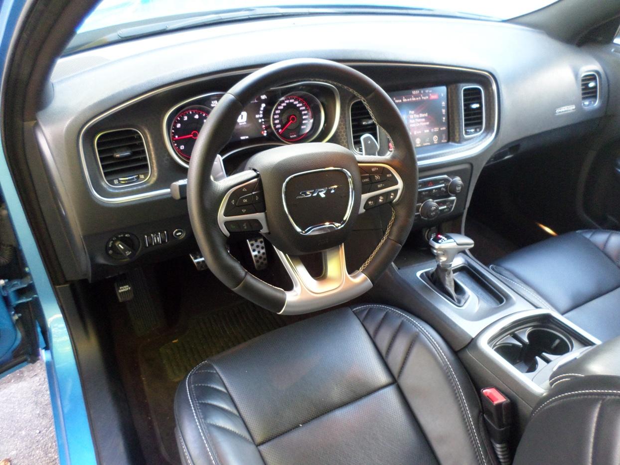 Dodge Charger SRT 392 - Essais routiers, actualités ...