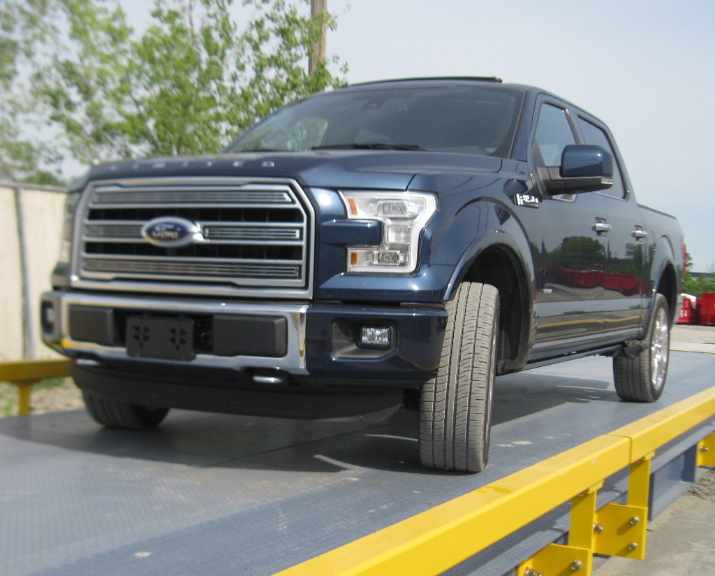 f pin in truckin the ford top line of limited