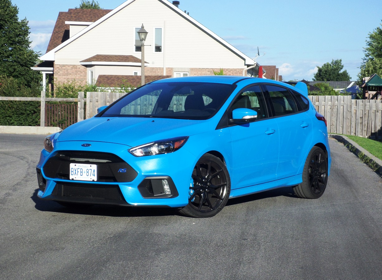 ford focus rs 2017 essais routiers actualit s chroniques et bien plus essai. Black Bedroom Furniture Sets. Home Design Ideas