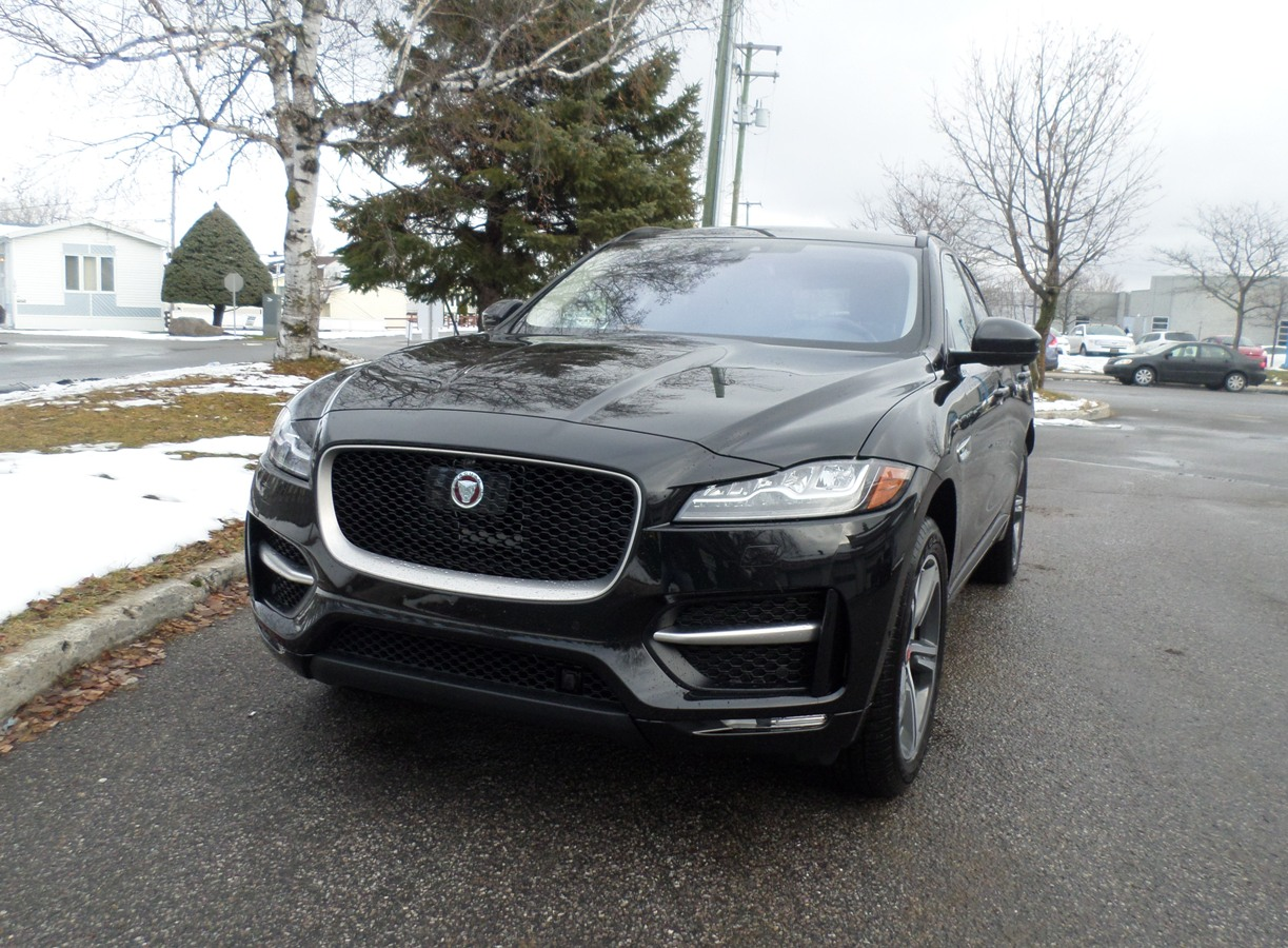 jaguar f pace 2017 essais routiers actualit s chroniques et bien plus essai. Black Bedroom Furniture Sets. Home Design Ideas