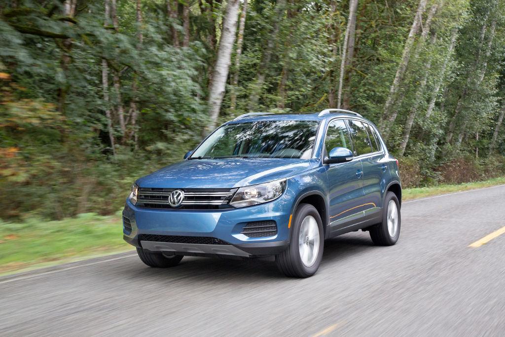 Volkswagen tiguan 2017 guide achat essais routiers for Interieur tiguan 2017