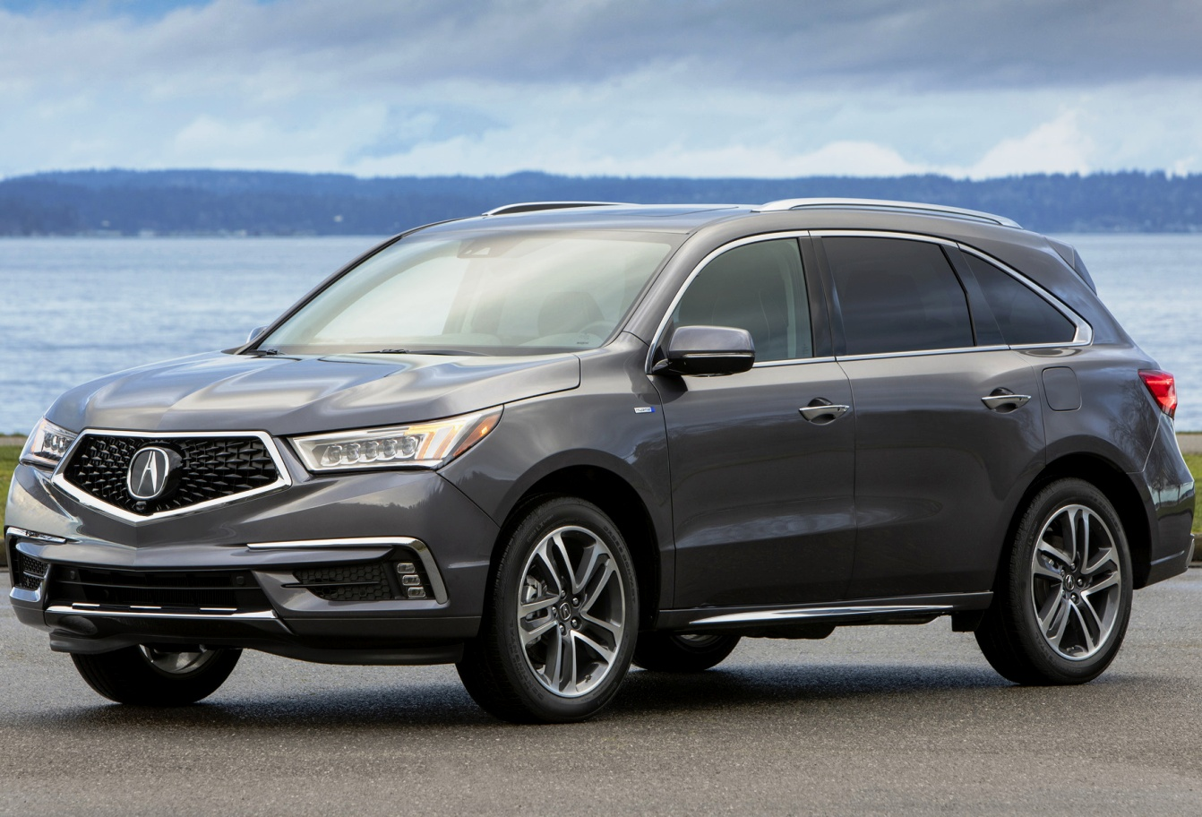 acura mdx sport hybrid 2018 essais routiers actualit s. Black Bedroom Furniture Sets. Home Design Ideas