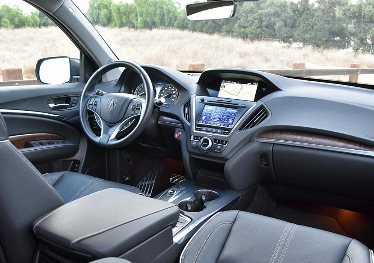 Acura MDX Sport Hybrid 2018 - Essais routiers, actualités ...