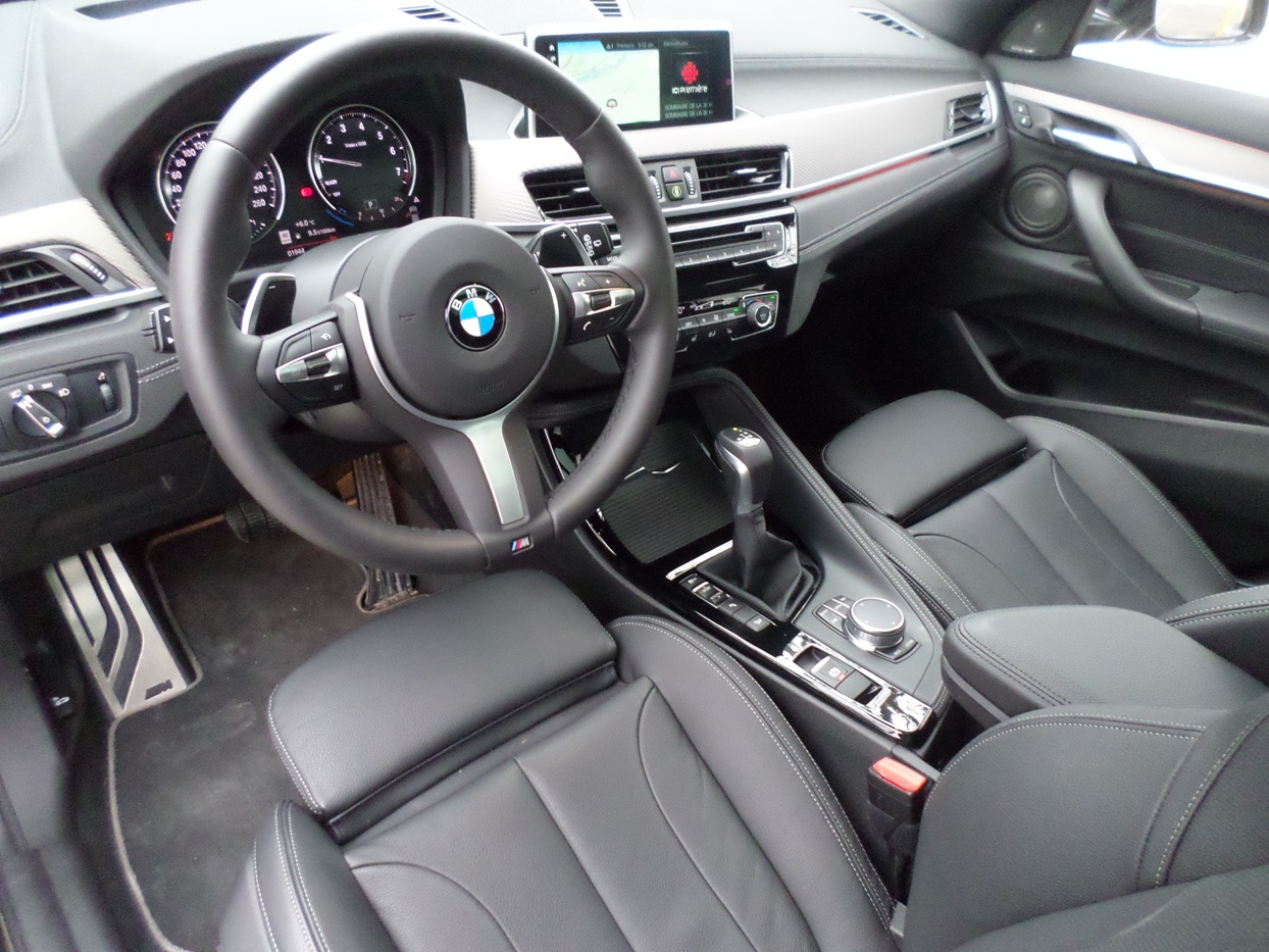 bmw x2 xdrive28i 2018 essais routiers actualit s. Black Bedroom Furniture Sets. Home Design Ideas