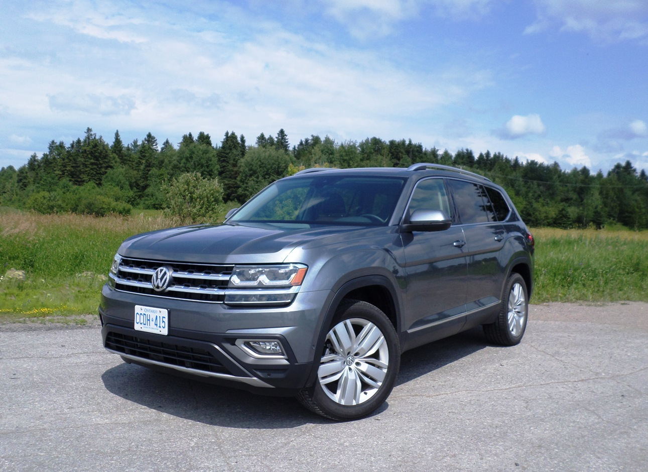 volkswagen atlas 2018 essais routiers actualit s chroniques et bien plus essai. Black Bedroom Furniture Sets. Home Design Ideas