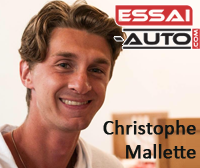 Christophe Mallette